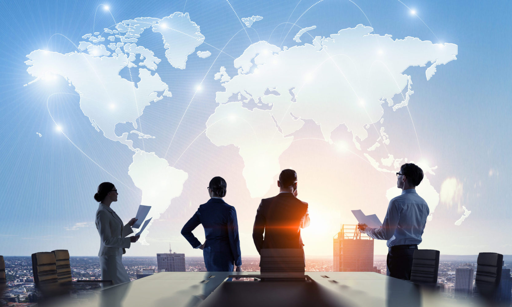 Travailler à l'international comme traducteur professionnel