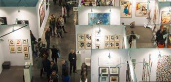 Salon International d'art contemporain à Lyon : découvrez de nombreux artistes