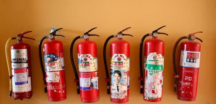 Tout savoir sur le métier d'agent de sécurité incendie