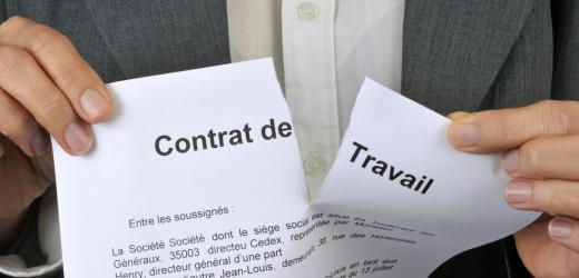 Démission : que dit le droit du travail ?