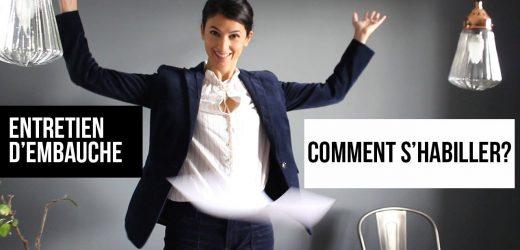 Comment choisir le bon look pour un entretien d'embauche ?