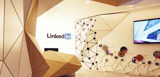 LinkedIn s'inspire du design sensoriel pour ses nouveaux bureaux