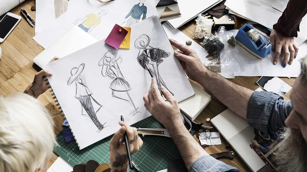 secteur de la mode